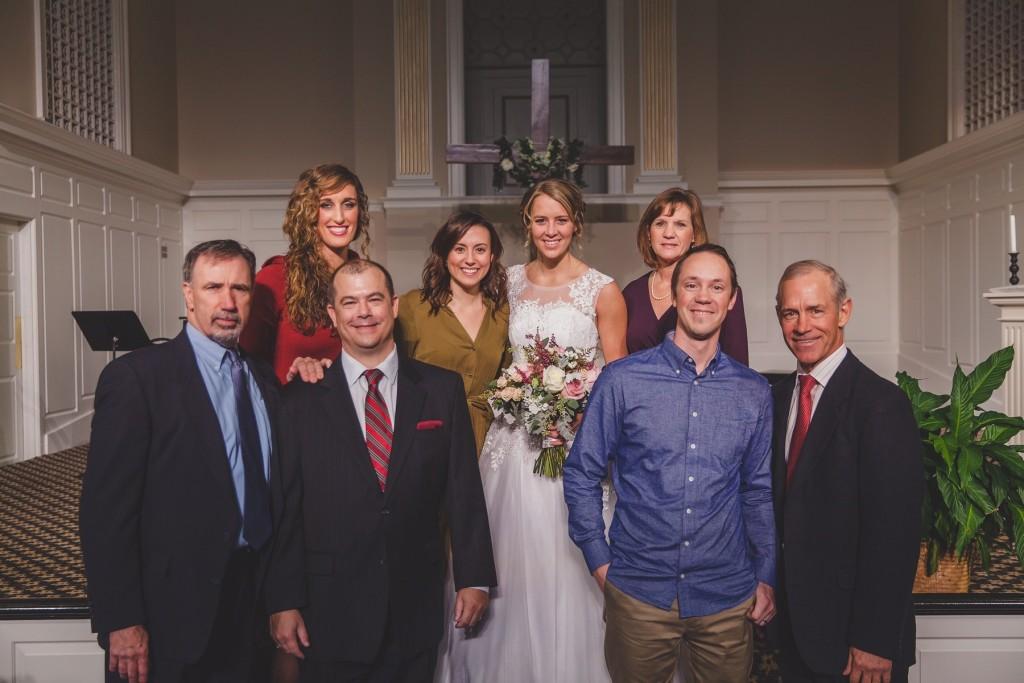 Acree Wedding